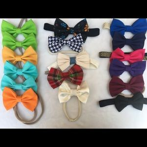 Baby bows | 3 for $9 or all for $30 (better deal)